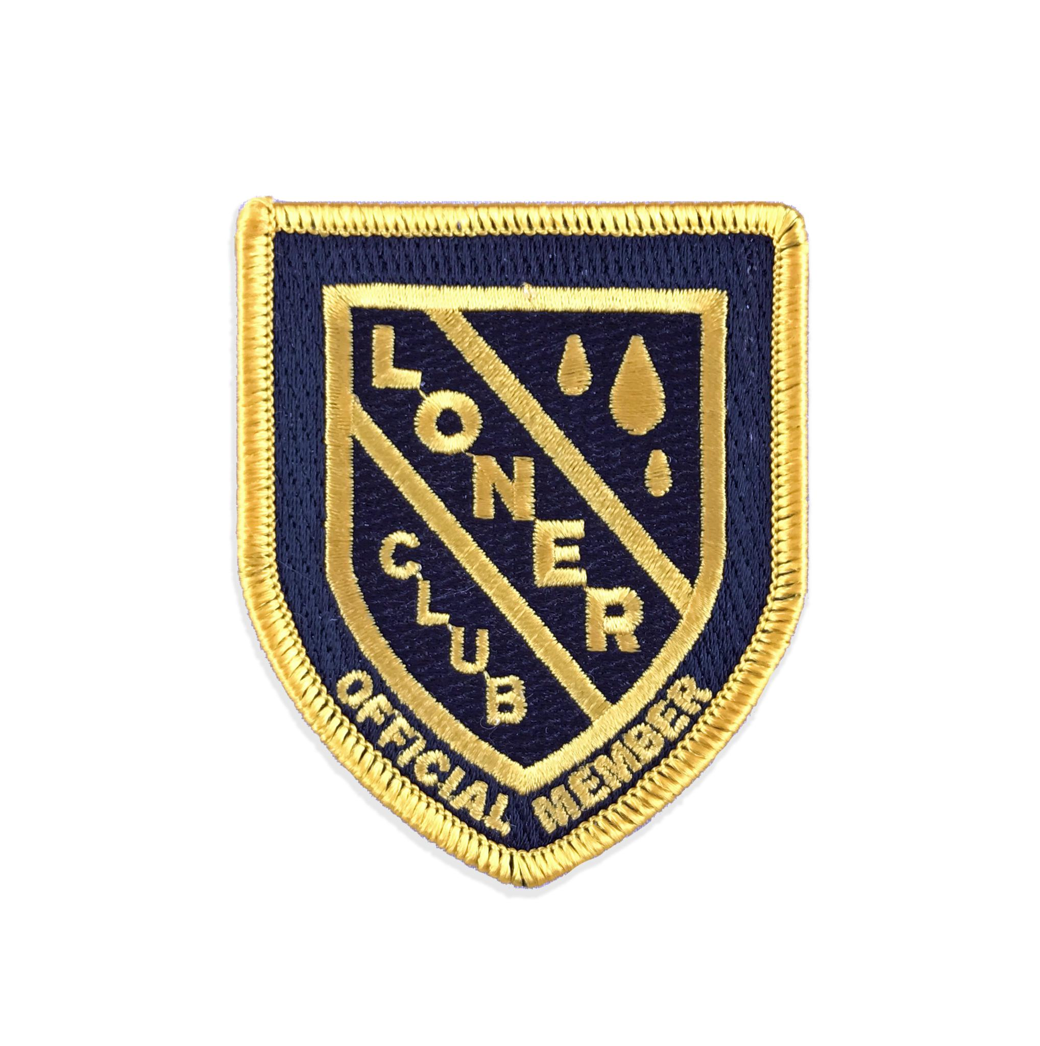 Image of Loner Club Patch