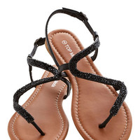 ModCloth Walk Along the Waves Sandal