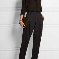 Faith Connexion | Serge wool-twill tapered pants | NET-A-PORTER.COM