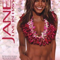 Janet Jackson: Live in Hawaii 11x17 Music Poster (2002)