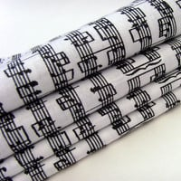 Sheet Music Napkins