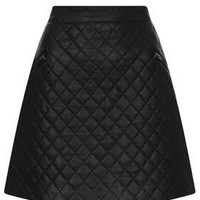 Tall Quilted Aline Skirt