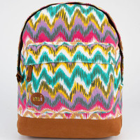 Mi-Pac Aztec Print Backpack Multi One Size For Men 23182895701