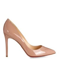 Pigalle 100mm patent-leather pumps | Christian Louboutin | MATCHESFASHION.COM US