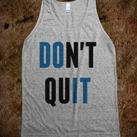 Don't quit - Coincidence