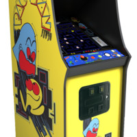 Pacman Multi-Game 60 Classic 80's Arcade Game Machine