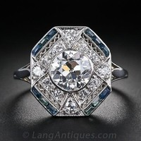 Womens Antique Reproduction Ring