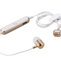 Minimal In-ear Stereo Bluetooth Headset