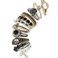 Spike and Cross Multipack Ring - New In This Week  - New In