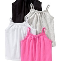 Old Navy Cami Four Packs For Baby