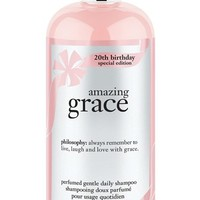 philosophy '20th birthday - amazing grace' perfumed gentle daily shampoo (Limited Edition) | Nordstrom