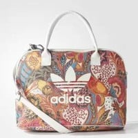 women 3-stripes adidas Bandanna floral Leaf bag