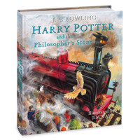 Harry Potter | Harry Potter and the Philosopher's Stone Illustrated Edition - J.K.Rowling and Jim Kay