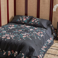 AEO APT Bebe Full/Queen Comforter Set, Charcoal