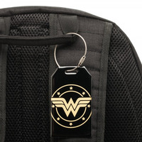 DC Comics Wonder Woman Aluminum Bag Tag