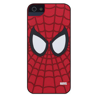 Marvel Comic Face Case for iPhone 5/5s - Spiderman