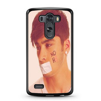 stop the hate on zayn LG G3 Case