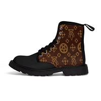 Louis Cipher Vuitton boots gents