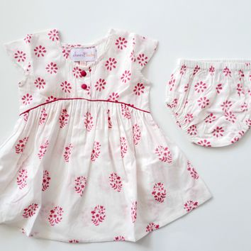 Sonia Fair Trade Dress with Bloomers