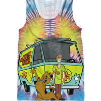 Scooby and Shaggy Tank Top *Ready to Ship* - Large
