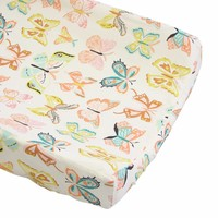Winged Butterflies - Changing Pad Cover