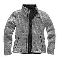 Women's Apex Chromium Jacket in TNF Black Heather by The North Face