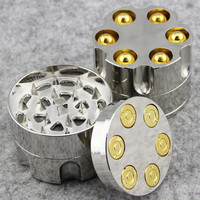 High Quality Cylinder Shaped Herb Grinder