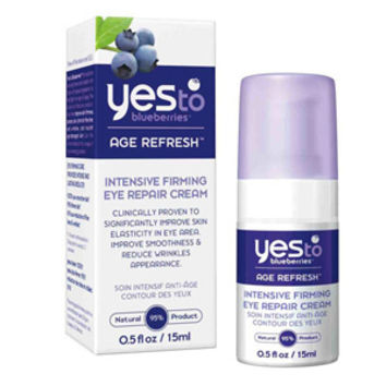 Yes To Blueberries Intensive Firming Eye Repair Cream 15ml at BeautyBay.com