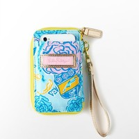 Carded ID Wristlet- Alpha Xi Delta - Lilly Pulitzer