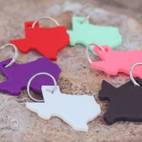 Texas Key Chains