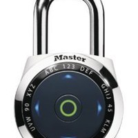 Master Lock Dialspeed 1500edbx Electronic Speed Dial Black Combination Lock