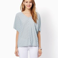 Gloria Striped Top   Fashion Apparel and Clothing - Tops   charming charlie