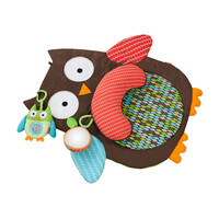 Skip Hop Treetop Friends Owl Tummy Time Mat | giggle