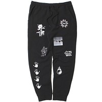 New Normal Sweatpants Black