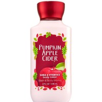 Bath & Body Works PUMPKIN APPLE CIDER Body Lotion 8 oz