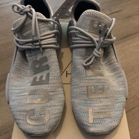 BNWT DS AUTHENTIC ADIDAS BBC HUMAN RACE NMD TRSIZE UK8 US8.5 EU42