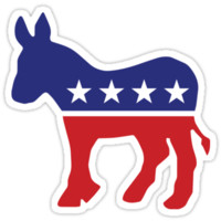 Democrat Original Donkey