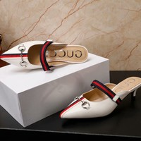 New Arrivals LV Louis Vuitton Women Trending Leather white High Heel dress Shoes Best Quality