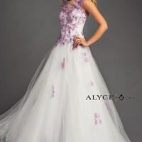Alyce Prom 6362 Alyce Paris Prom Lillian's Prom Boutique