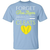 Princess Wears Cleats T-Shirt