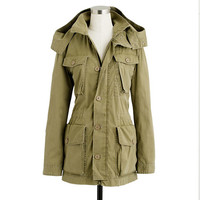 J.Crew Womens Boyfriend Fatigue Jacket