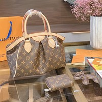 Louis Vuitton LV hot sale dumpling bag fashion trend single shoulder bag