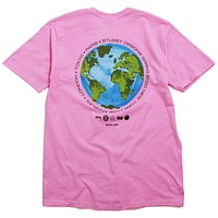 Global Design Corp. T-Shirt Pink