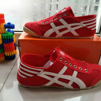 """Onitsuka Tiger"" All-match Fashion Casual Unisex Sneakers Couple Running Shoes"