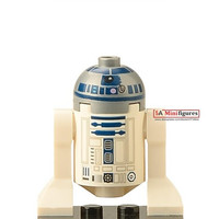 Single Sale XINH332 Star wars R2D2 Scarlet Witch Wanda marvel Super Heros avengers building blocks toys