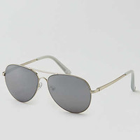 AEO Aviator Sunglasses , Silver
