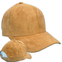 Suede Hat (Timber)