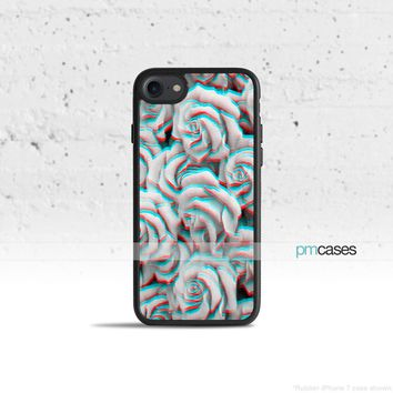 Trippy 3D Roses Phone Case Cover for Apple iPhone iPod Samsung Galaxy S & Note