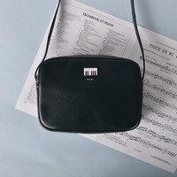 KIITOS New product  music series  fresh and literature square PU leathe inclined shoulder bag