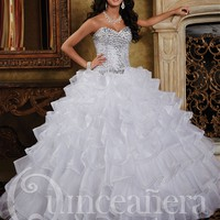 Quinceanera Collection 26753 by House of Wu | Quinceanera Dresses | Quince Dresses | Dama Dresses | GownGarden.com